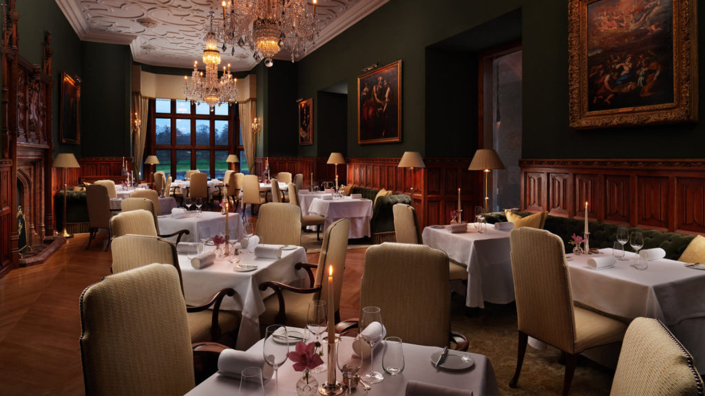 The Dining Room at Adare Manor